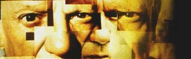 Retrato de Pablo Ruiz Picasso (composición). Museo Picasso de Barcelona.